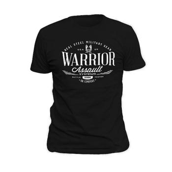 Tričko Warrior Vintage Real Steel
