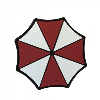 PVC nášivka Resident Evil logo Umbrella