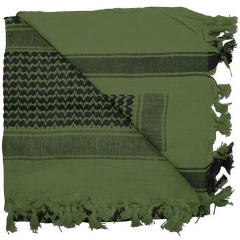 Šátek Shemagh Deluxe, zelený, Rothco