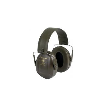 Pasivní sluchátka Peltor Bull's Eye I, olivové