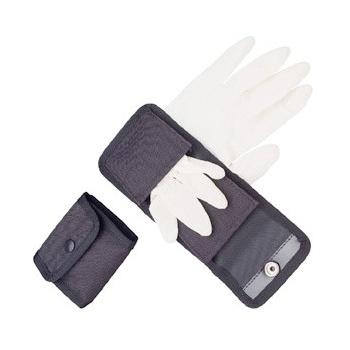 Pouzdro na dva páry latexových rukavic, Dasta 621