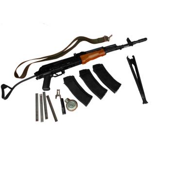 "Samonabíjecí puška Perun S-AK 74 ""Tantal"", 5,45x39mm"