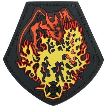 Nášivka Fire Dragon, Maxpedition