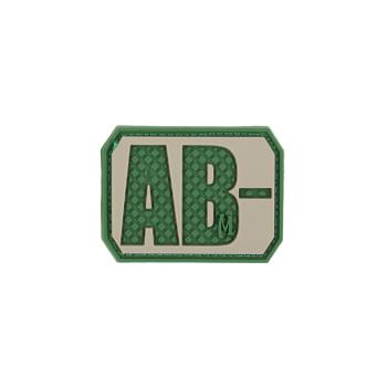 Nášivka AB- NEG, Maxpedition