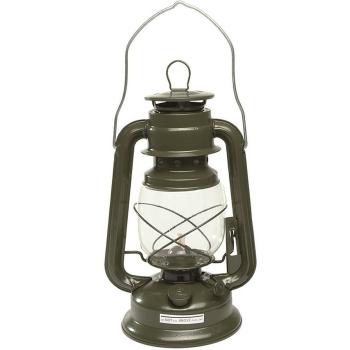 Petrolejová lampa 28 cm, olivová, Mil-Tec