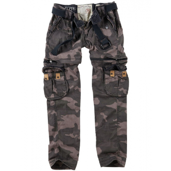 Dámské kalhoty Ladies Trekking Premium, Surplus