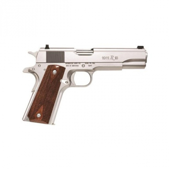 Pistole Remington 1911 R1 stainless, .45 Auto