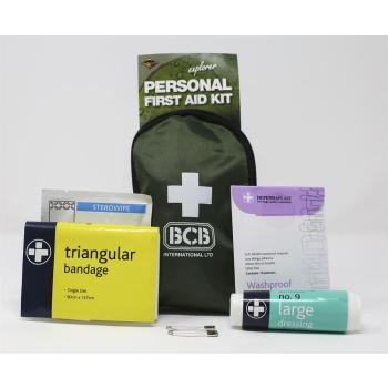 Osobní lékárnička First Aid, BCB