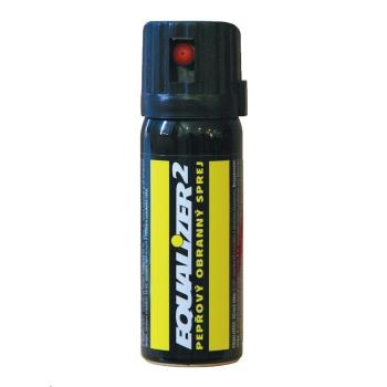 Pepřový sprej EQUALIZER 2, 50 ml, střela, A1 Security