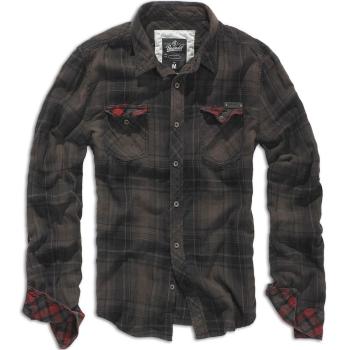 Pánská košile Checkshirt Duncan, Brandit