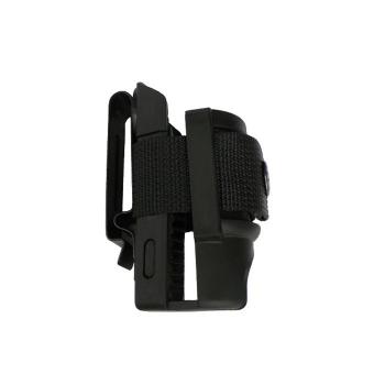 Plastové pouzdro ESP pro obranný sprej, kovový klips