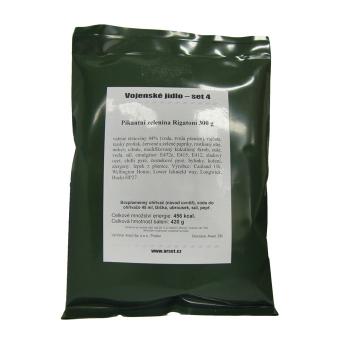 Vojenská potravinová dávka MRE VJ, Arpol