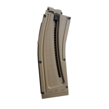 Zásobník pro pušku ISSC MK22 na 22 pískový, ráže 22LR