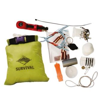 Balík poslední záchrany v lodním vaku Survival Essential, BCB
