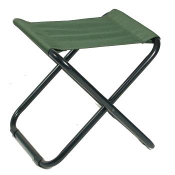 Skládací židlička Camping, olivová, Mil-Tec