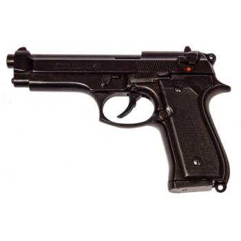 Plynová pistole Bruni 92 černá cal.9mm