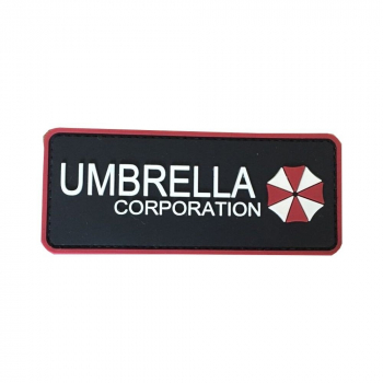 PVC nášivka Resident Evil, Umbrella Corporation