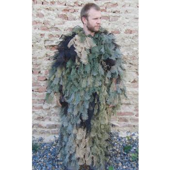 Maskovací oblek Chameleon, Bushrag