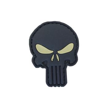 PVC nášivka Punisher