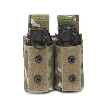 Dvojitá sumka na dva 40 mm granáty, Warrior
