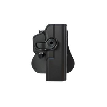 Pouzdro s pádlem pro zbraně Glock 17, 22, 31 - černé