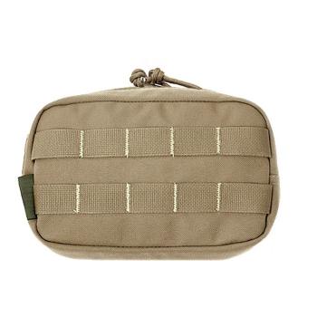 Střední horizontální kapsa na zip, Warrior