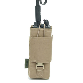 Pouzdro na vysílačku MBITR Gen 1, Warrior