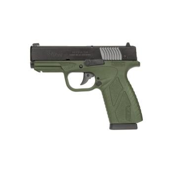 Pistole Bersa BP9CC, ráže 9x19, polymer. rám s railem, olivová