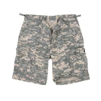 Kraťasy U.S. Army, předeprané, Rip-Stop, Mil-Tec