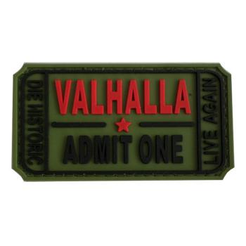 PVC nášivka Valhalla