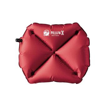 Nafukovací polštář Klymit Pillow X, červený