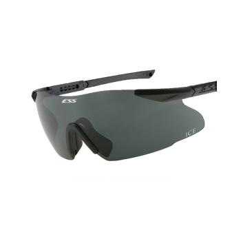 Balistické brýle ESS ICE-1, kouřově šedé sklo