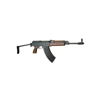 Samonabíjecí puška Tactical 858, sklopná pažba
