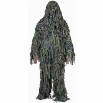Maskovací oblek hejkal, CamoSystems Jackal 3-D, Mil-Tec