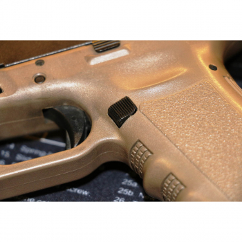 Vypouštěč zásobníku pro Glock Gen 3, oválný