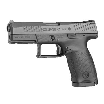 Pistole CZ P-10 C, 9 mm Luger