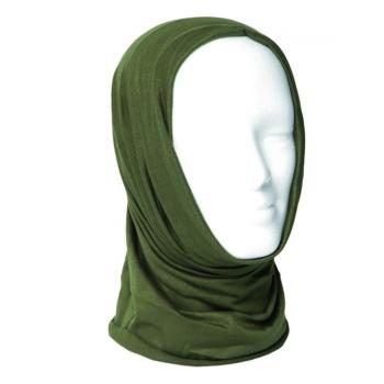 Multifunkční šátek, olivový, Mil-Tec