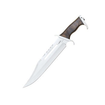 Nůž Hibben III United Cutlery, dřevěná rukojeť