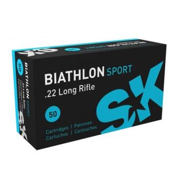 Náboj Lapua SK .22LR Biathlon Sport, 50ks