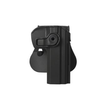 Pouzdro s pádlem pro CZ 75, IMI Defense - černé