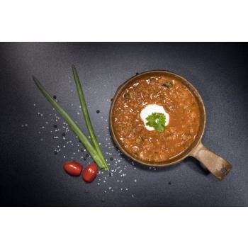 Dehydrované jídlo - masová polévka, Tactical Foodpack