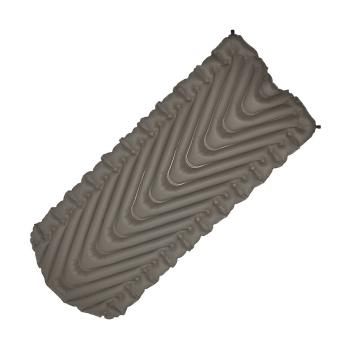 Nafukovací karimatka Static V Luxe, šedá, Klymit