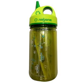 Kojenecká lahev Nalgene Grip'n Gulp™, 350 ml, zelená