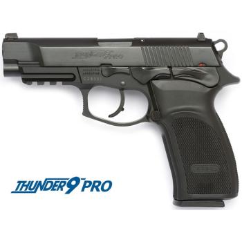 Pistole Bersa Thunder 9 PRO, ráže 9x19, poymer. grip, černá