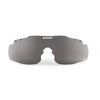 Náhradní skla pro brýle ESS ICE Naro, tmavá