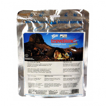 Dehydrované jídlo - Chilli con Carne, 250 g, Travellunch