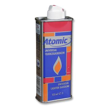 Benzín do zapalovače Atomic, 125 ml