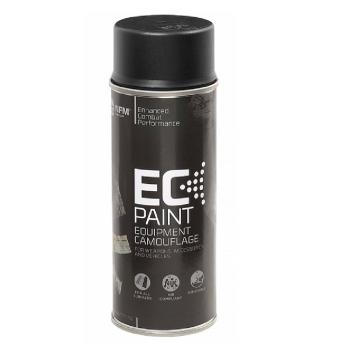Maskovací barva EC Paint na zbraně, černá