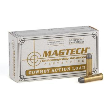 Náboje MAGTECH 357 Mag., 158grs LFN Cowboy, 50ks
