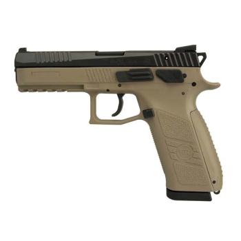 Pistole CZ P-09 T (tritium) s barvou rámu FLAT DARK EARTH